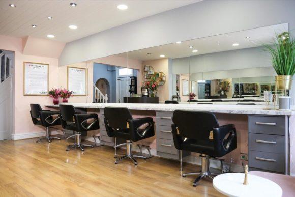 Aurora-Hairdressing-Salon Northampton