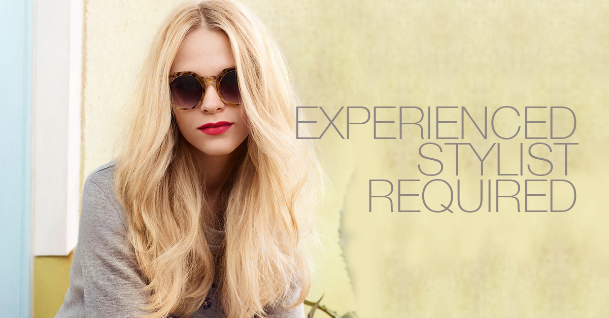 hair stylist vacancy, aurora hair salon, northampton