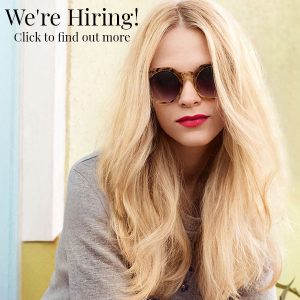 We are HIRING! Click to find out more.