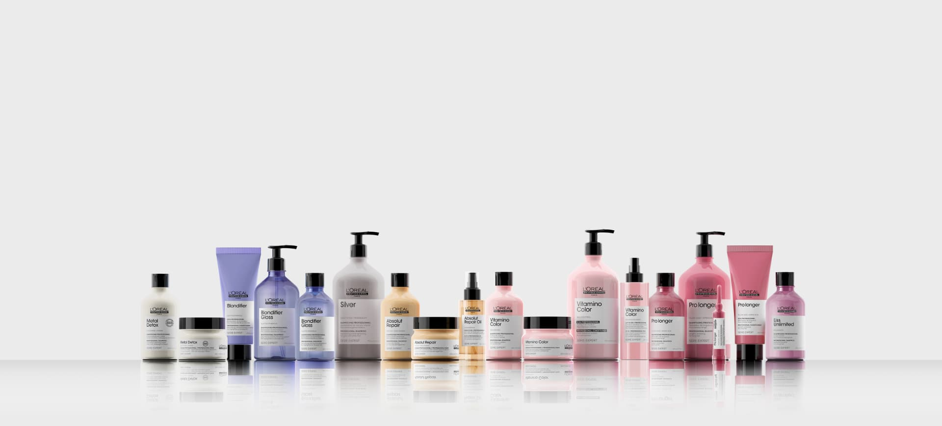 LOreal Serie Expert More Sustainable Hair Care Products Northampton Hairdressers