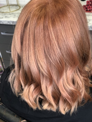 Red Hair aurora-hairdressing-northampton