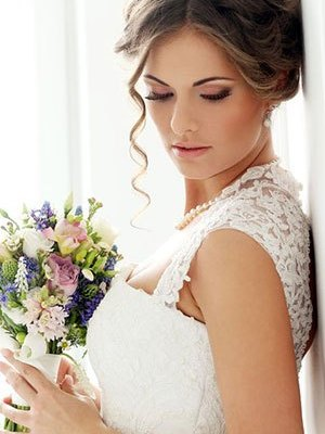 Wedding Hair at Aurora Hairdressing Salon in Northampton